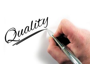 ISO minőség